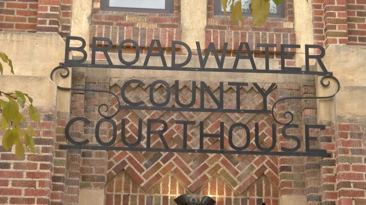 Broadwater County Courthouse