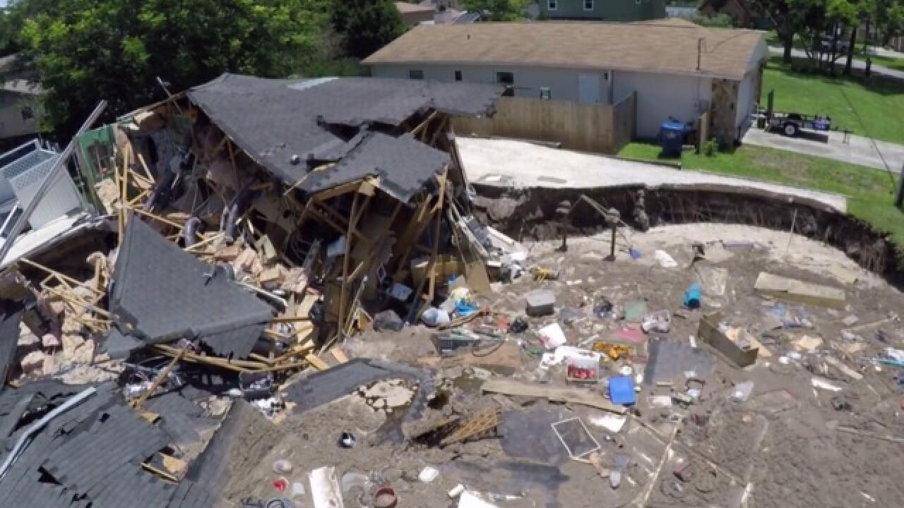 Lack Of Sinkhole Disclosure Requirements Puts Florida