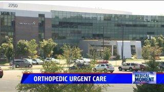 Medical Moment: Orthopedic urgentcare