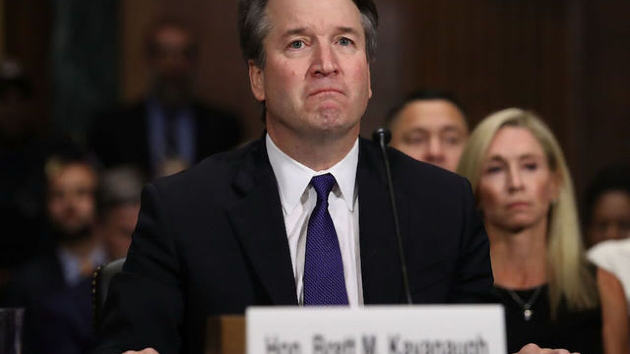 Kavanaugh will not teach at Harvard next year