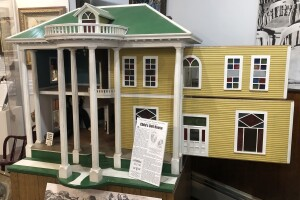Alferd Packer dollhouse_Hinsdale County Museum