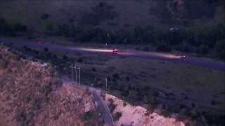 Fatal car crash by Red Rocks Sept 13 2019
