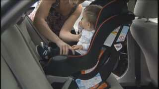 Car seat inspector trainees wanted
