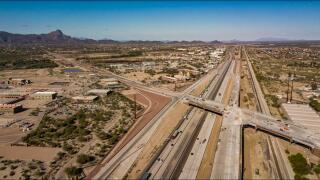 Ina road opens over I-10