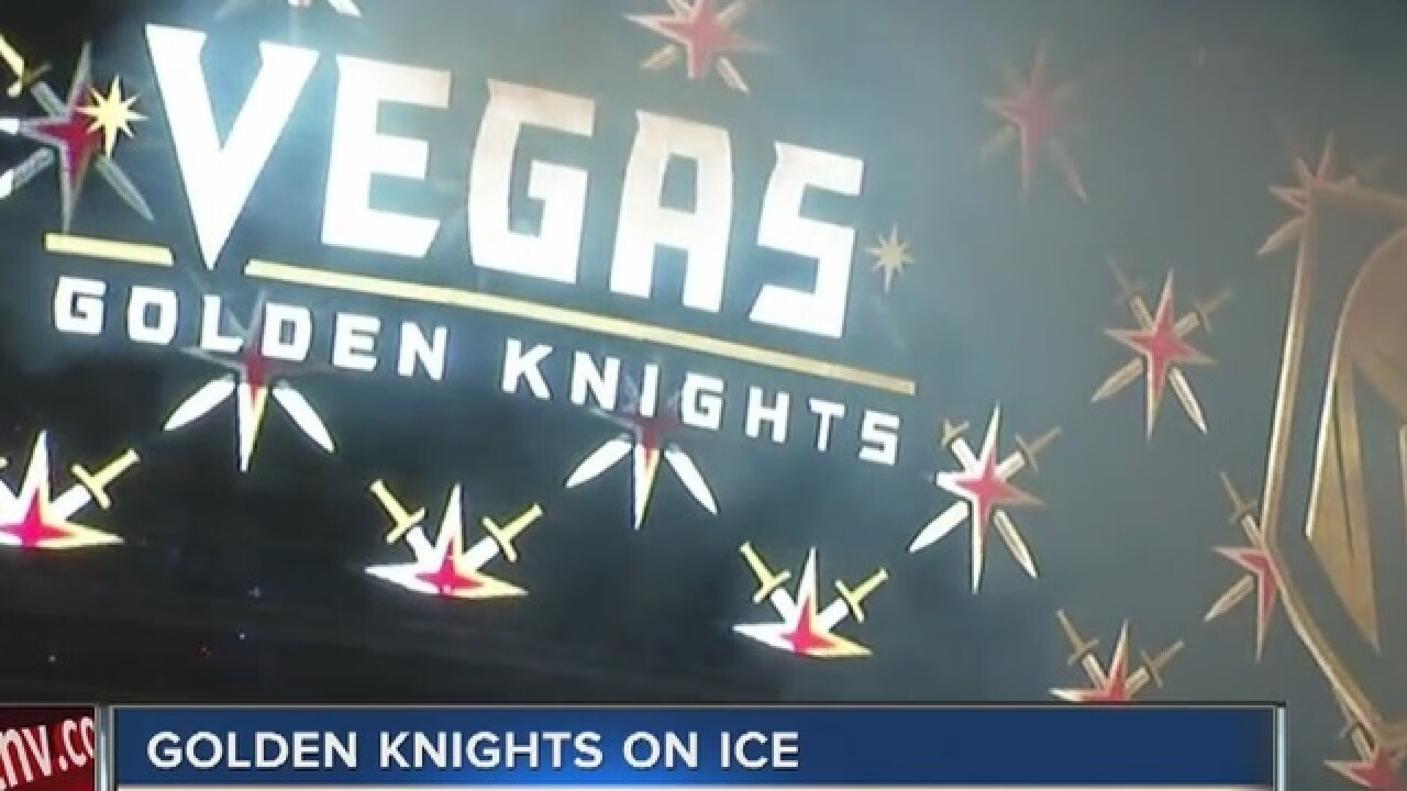 Document: Vegas Golden Knights trademark denied