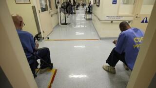 Virus Outbreak California Prisons