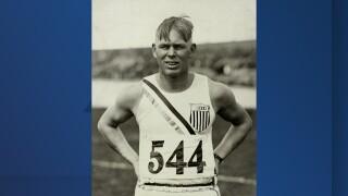 John Kuck 1928 Olympics.jpg