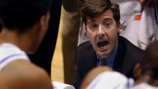 Air Force welcomes back Coach Joe Scott as men's basketball coach