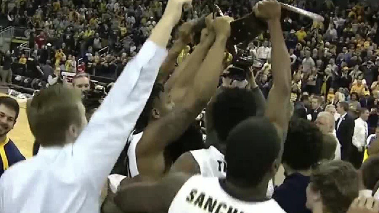 Murray State Races Past Belmont For OVC Title