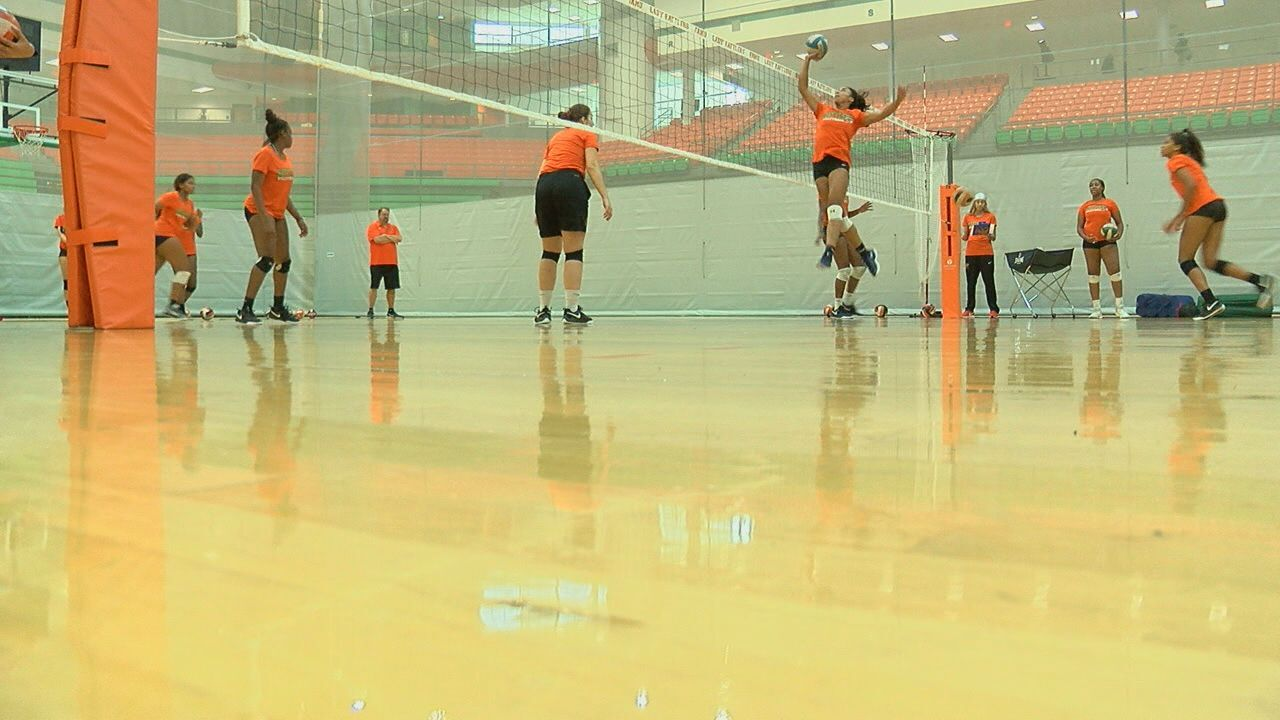 Florida A&M volleyball has high expectations heading into season