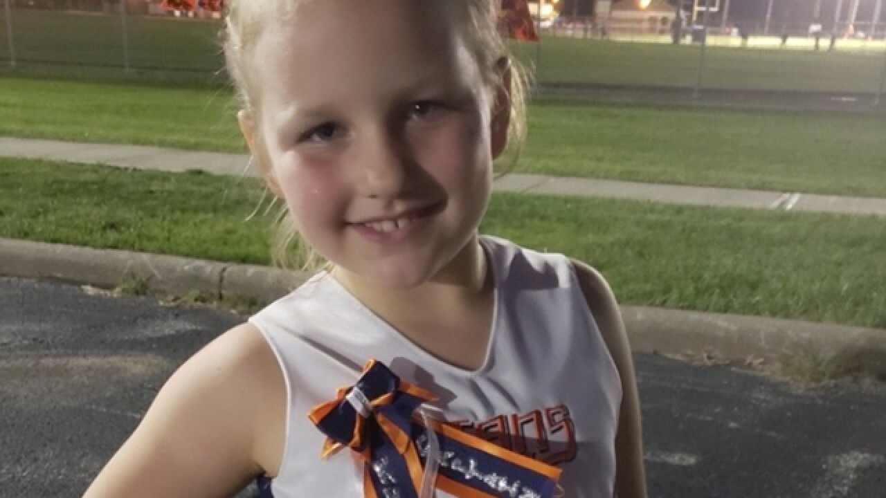 Community rallies together to offer support to family of 8-year-old girl struck, killed by car