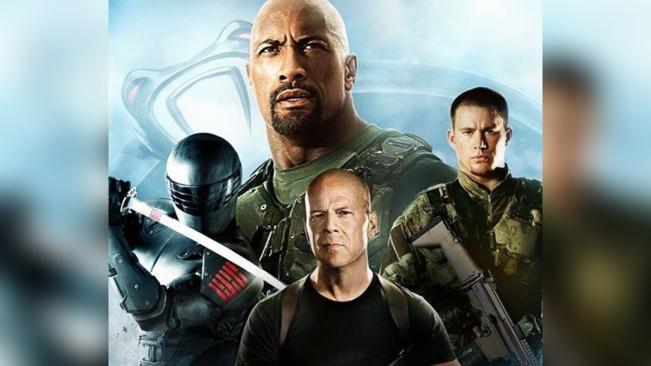 Live action G.I. Joe movie to debut next year