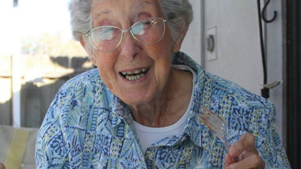 90-year-old woman chooses road trip over chemo