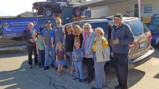 Morro Bay Lions Club 27th Car Giveaway