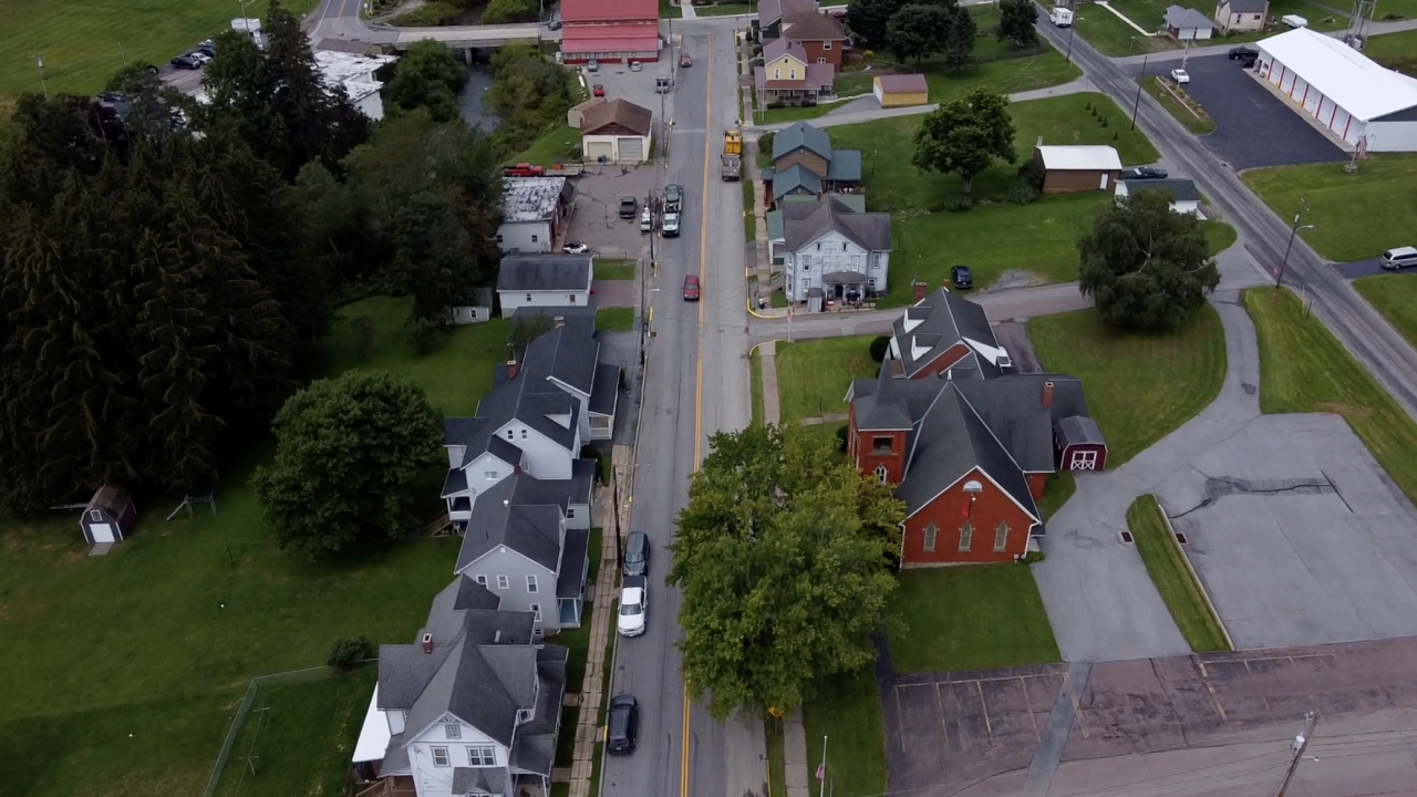 For 200 years, the small town of Shanksville, located in southwest Pennsylvania, was known mainly as a coal and farming community. All of that changed on 9/11.