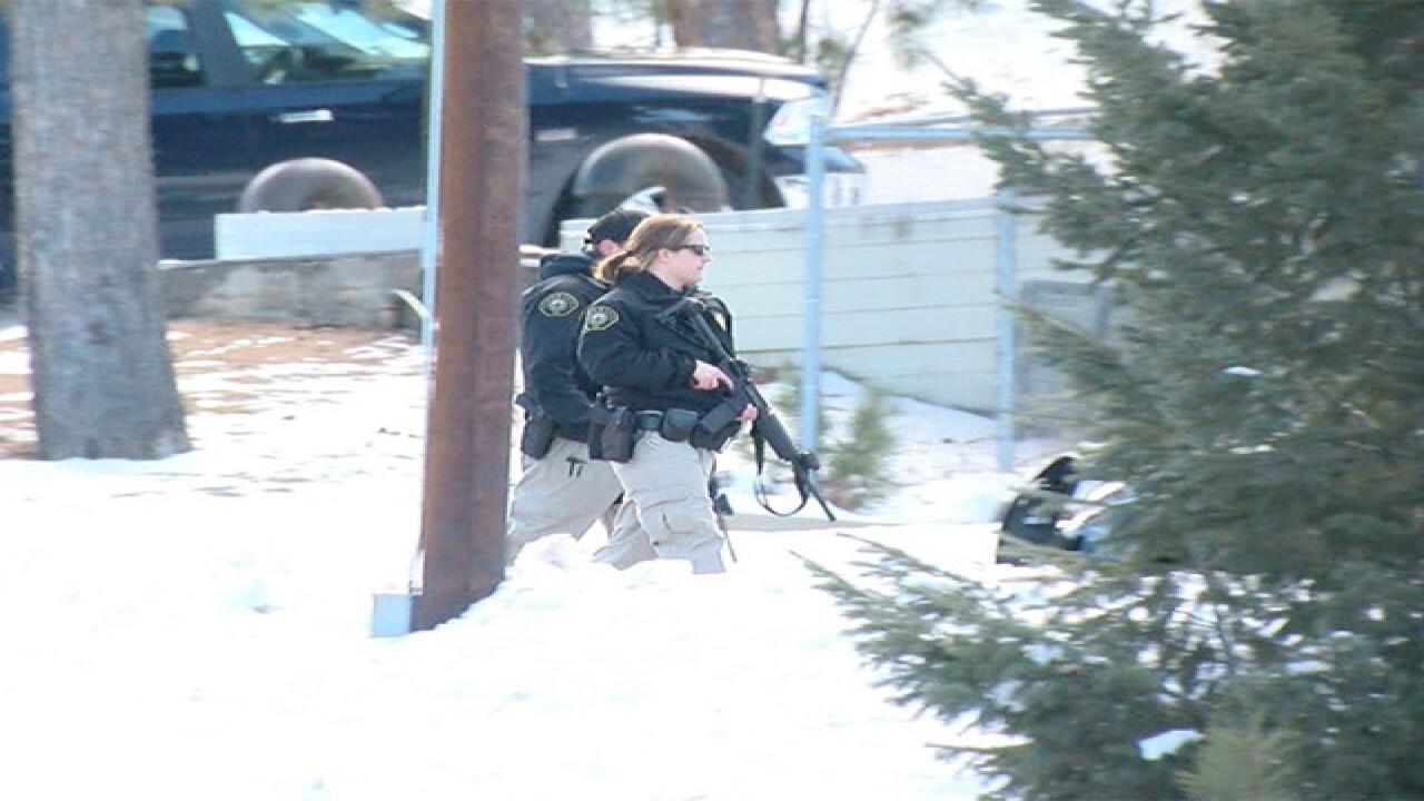 Park Co. shooting: Deer Creek Elem. on lockout