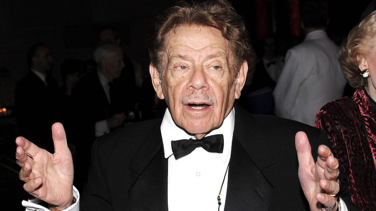 Jerry Stiller dead at 92