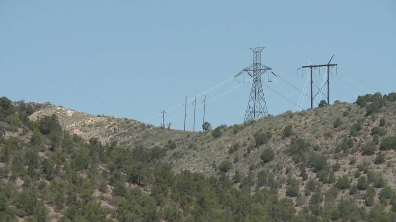 New high-voltage power line may be coming to southern Utah