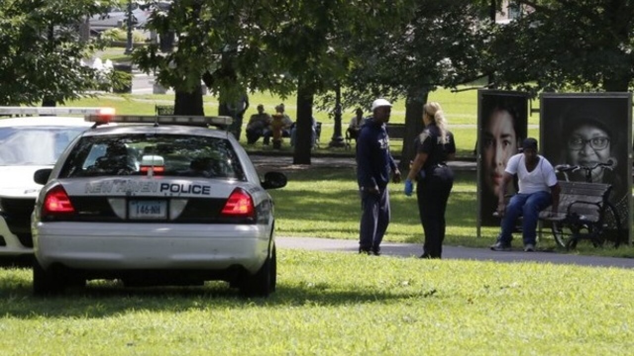 More than 20 hospitalized after overdosing on Connecticut city green