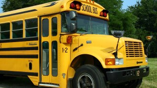 File photo: school bus