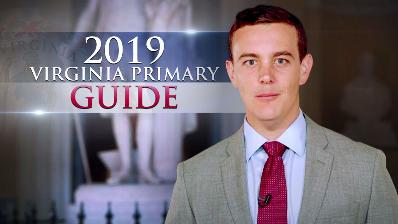 Virginians vote in primary elections Tuesday; here's a guide tohelp