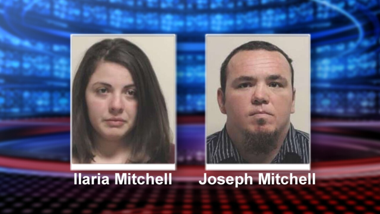 Provo couple arrested, accused of waterboarding 9-year-old daughter