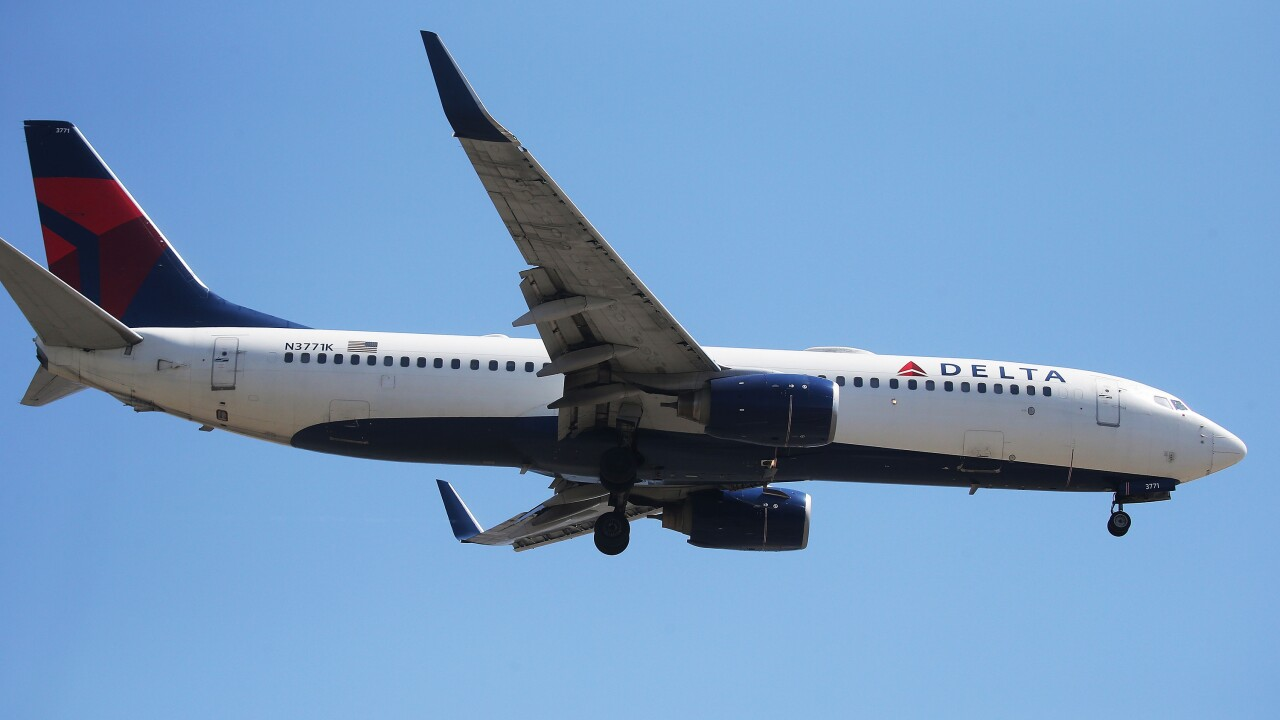 10-year-old girl dies on Delta flight from L.A. to Seattle