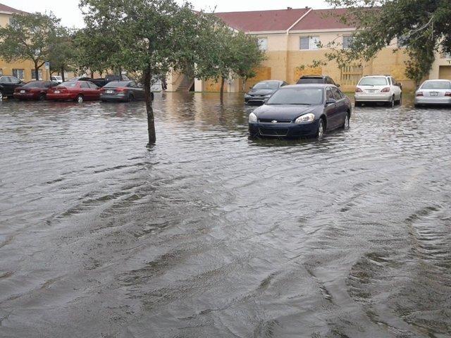Hurricane Irma storm photos