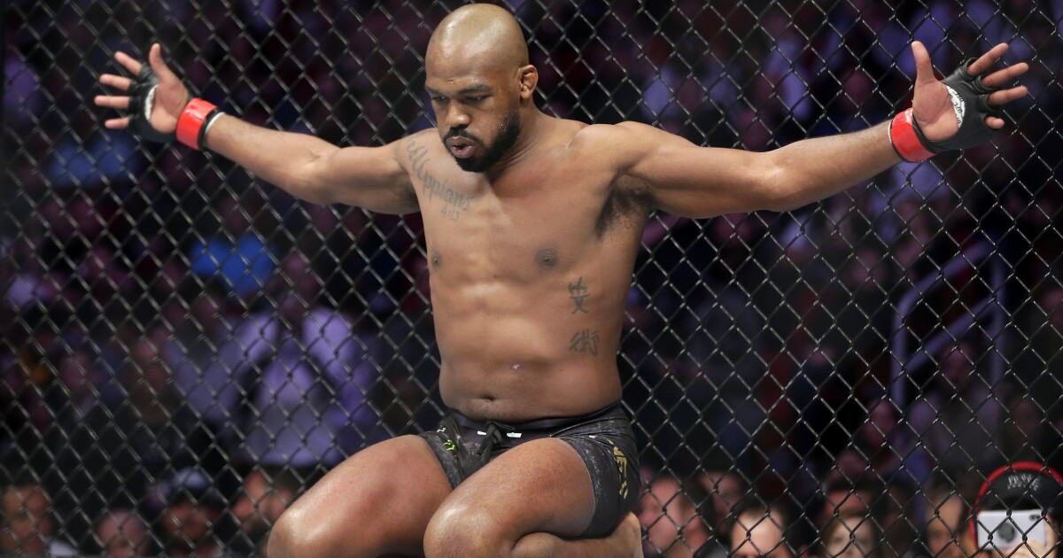 MMA fighter Jon Jones arrested in Las Vegas - fox13now.com