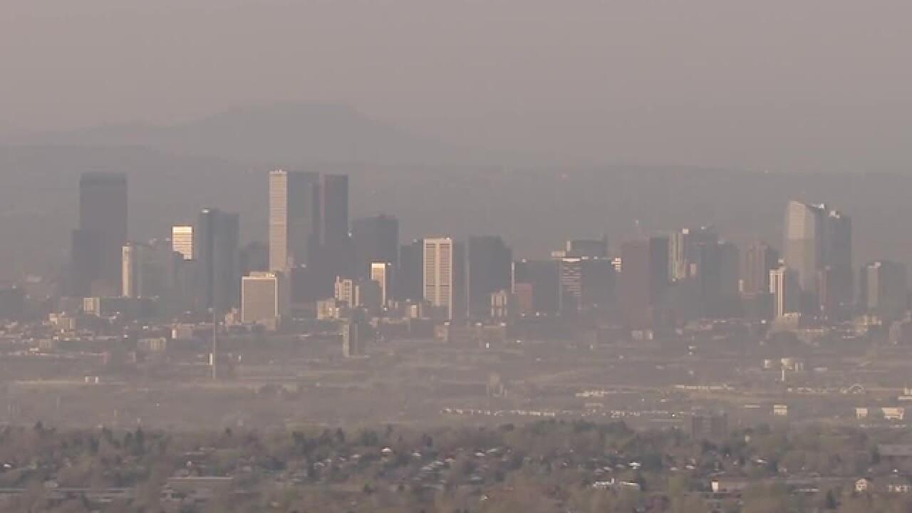 Colorado Air Quality >> Epa Lowers Denver Area S Air Quality Rating To Serious