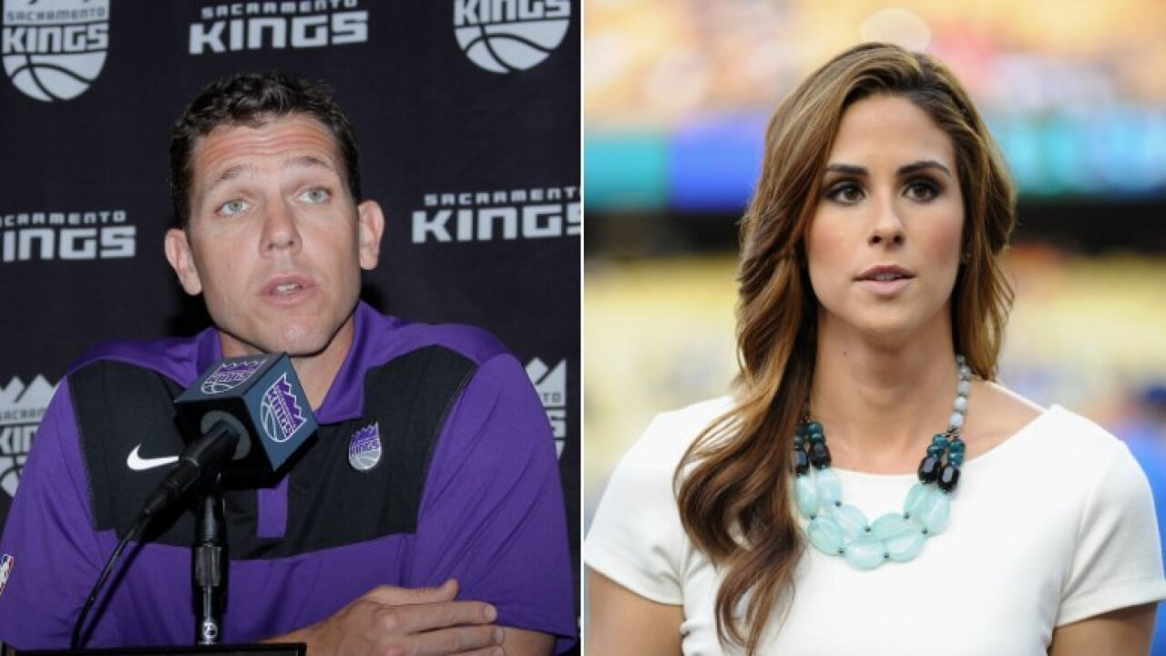 NBA head coach Luke Walton accused in lawsuit of sexual assault