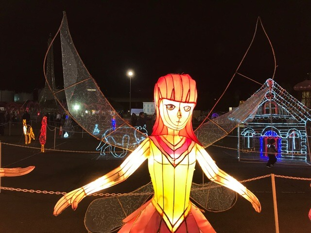 Global Winter Wonderland at SDCCU Stadium