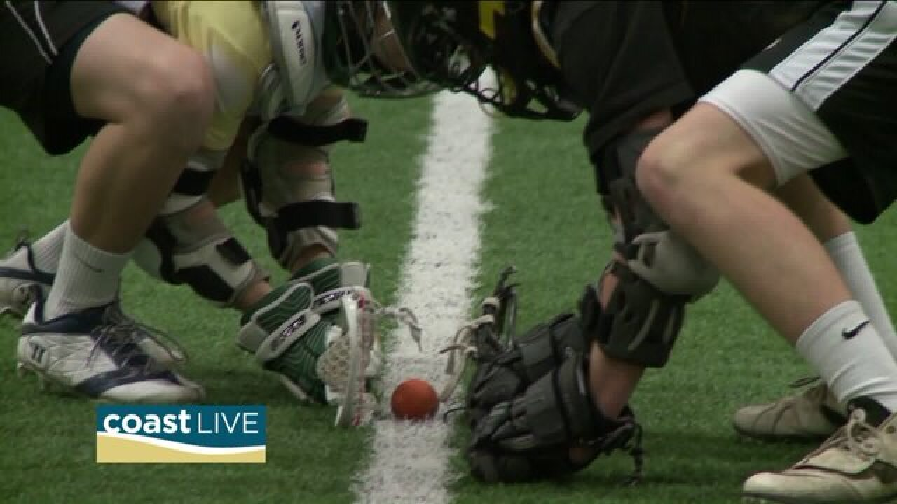 Coast Live has advice for students hoping to play college sports oneday