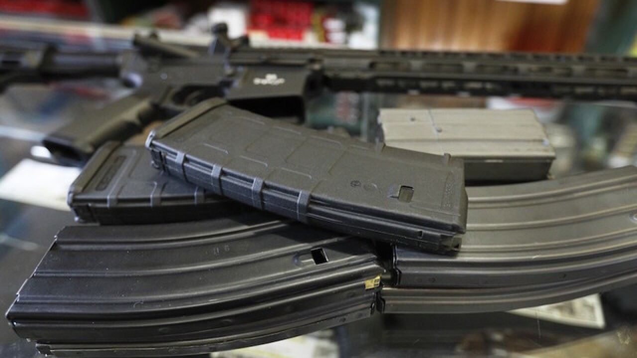 Some gun stores say they will no longer sell AR-15s to people under 21 in wake of Florida shooting