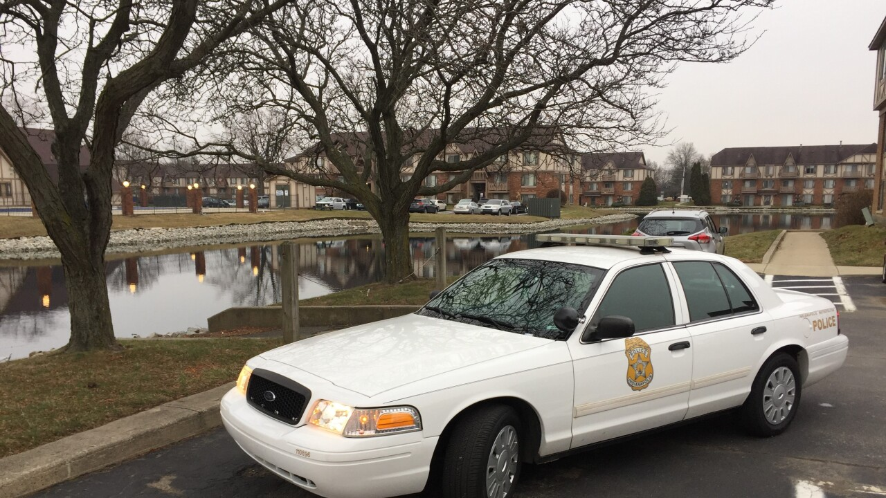 Police Say Man Found Dead In Pond On Northwest Side Of Indianapolis