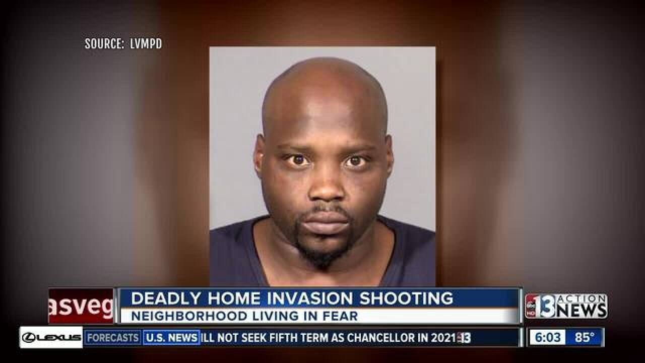 Elderly man attacked, killed in west Vegas home