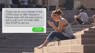 Spam texts surpassing frequency of robocalls