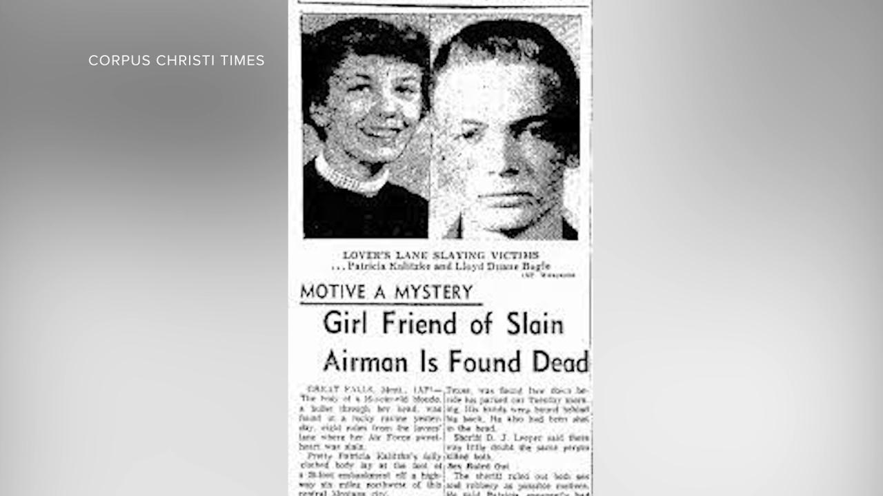 Cold Case: the 1956 murder of two young people in Great Falls