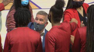 Garry Brodhead Louisiana Women's Basketball