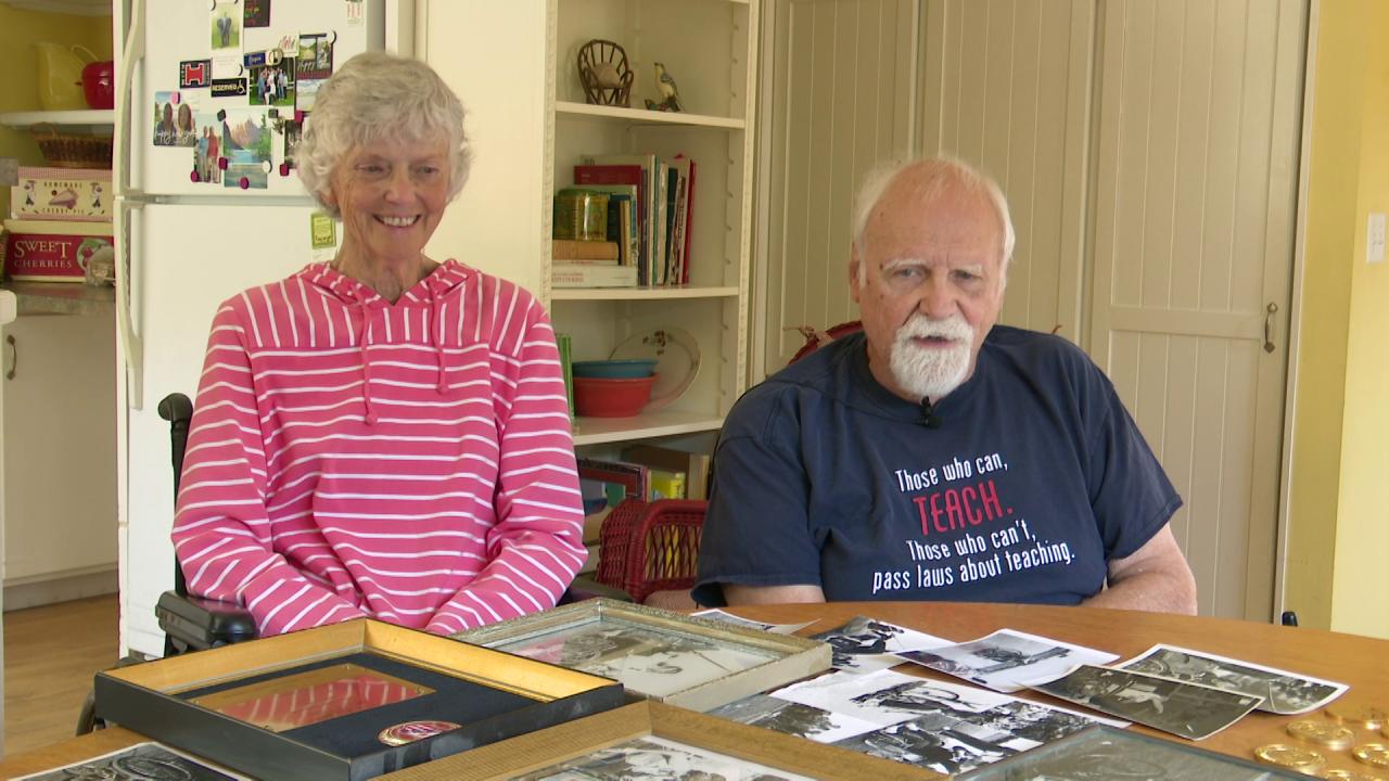Judy and Tim Harris