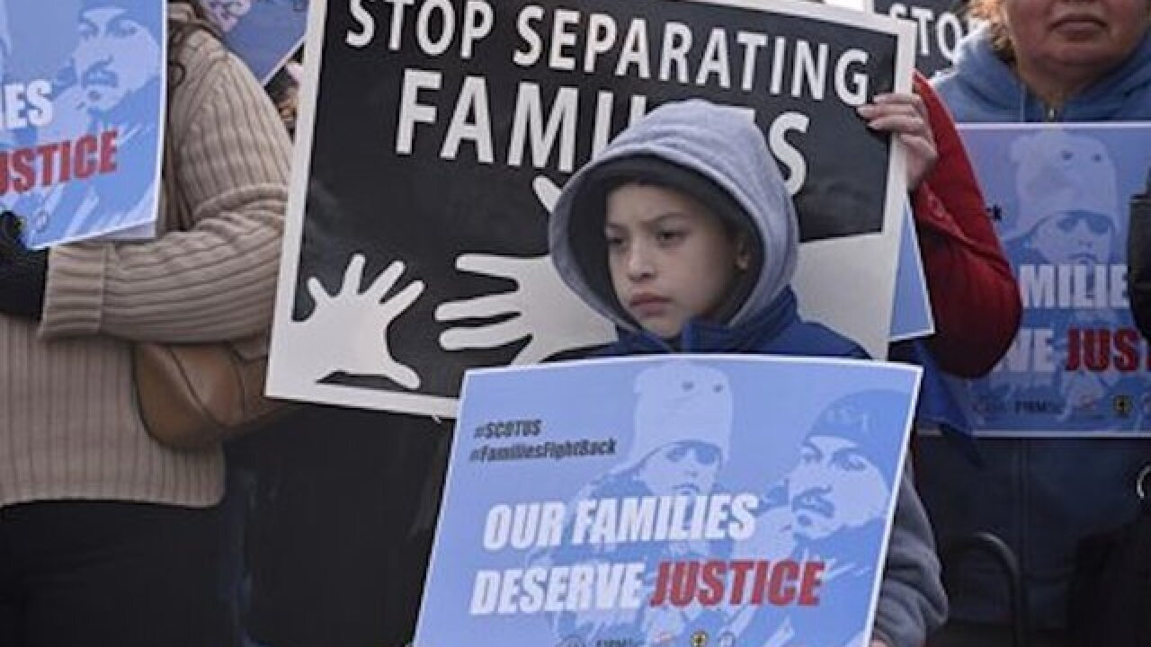US Supreme Court deadlocked on Obama immigration plan