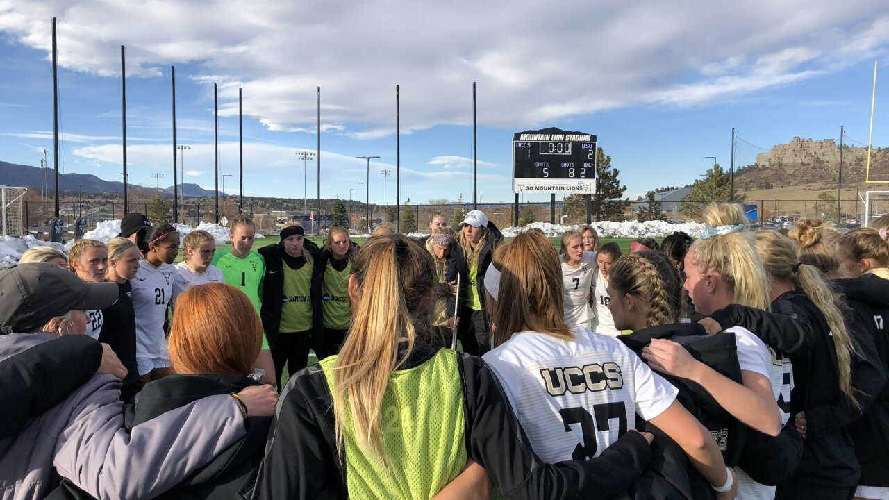 UCCS shocked by Dixie State, fall 2-1 in round 2 of NCAA Tournament