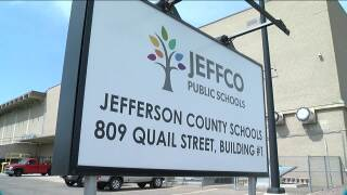 JeffCo Public Schools sign