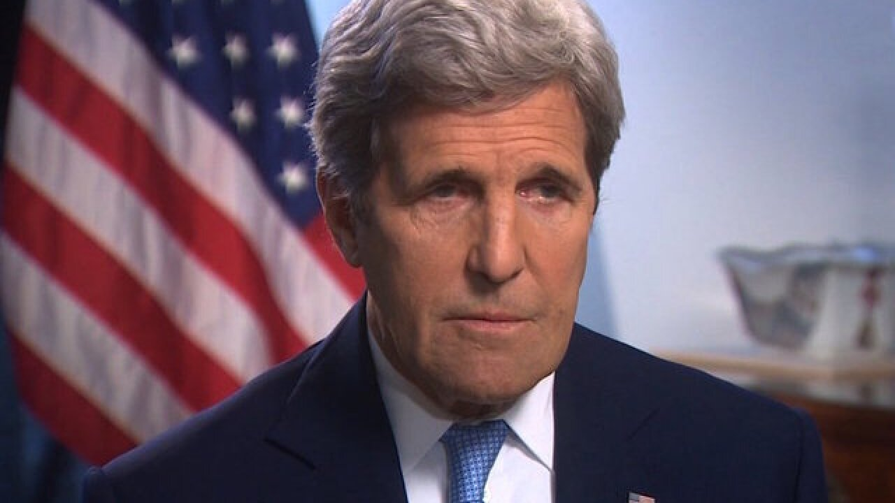 Netanyahu fires back at John Kerry, United States