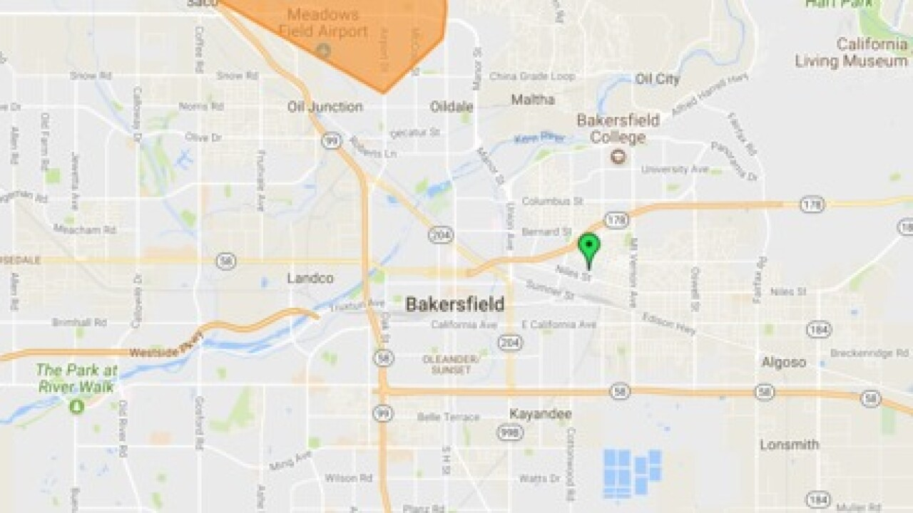 Power outage reported in Oildale, PG&E working to restore power
