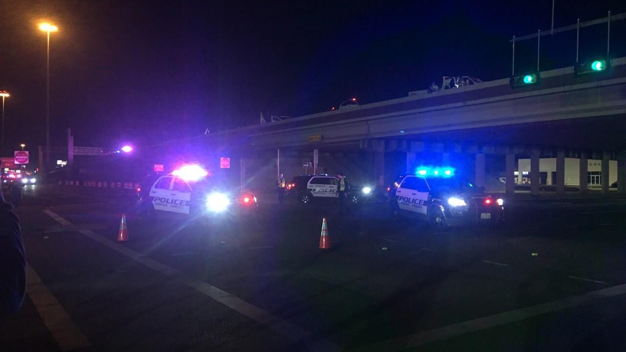 SPID and Carroll Lane Fatal CCPD crash.jpg