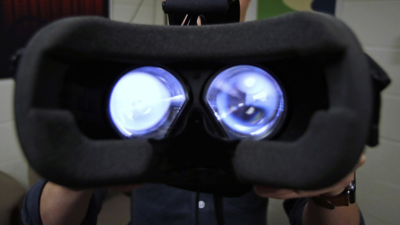 Labor pains? Virtual reality may be able to help
