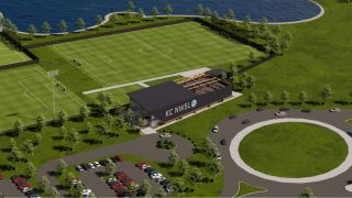 KC NWSL new training facility