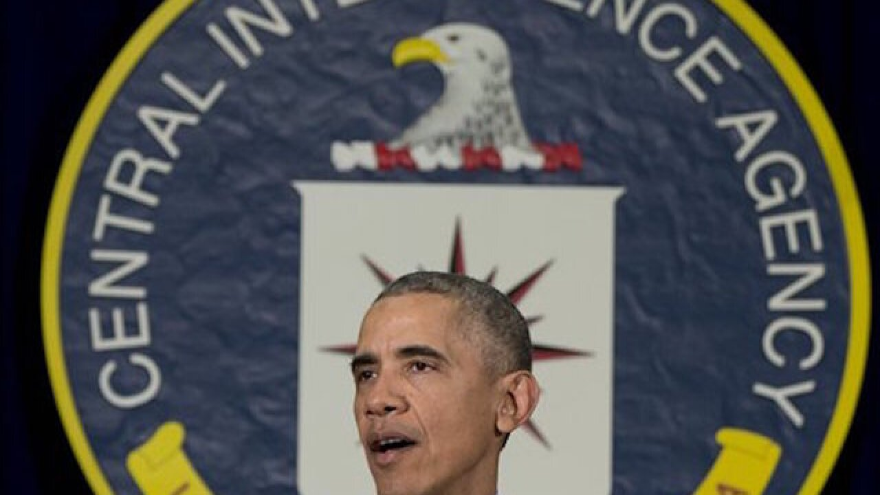 Obama gives update on ISIS fight
