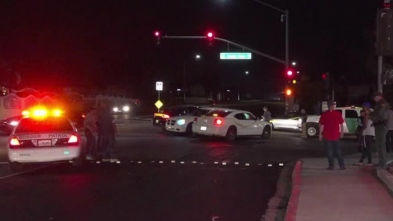 2 arrested after BP chase ends in Chula Vista